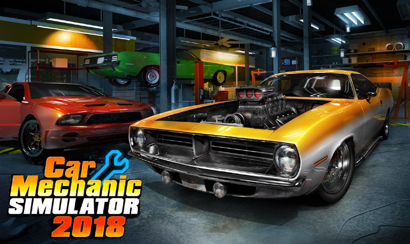 PlayWay - Car Mechanic Simulator 2018 - RIMs DLC