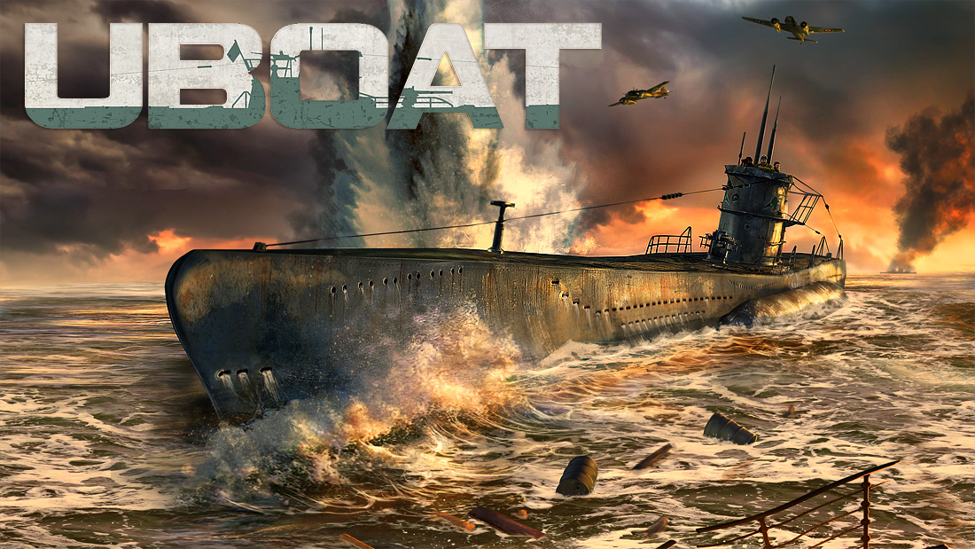 PlayWay - Uboat Early Access --- 30 4 2019