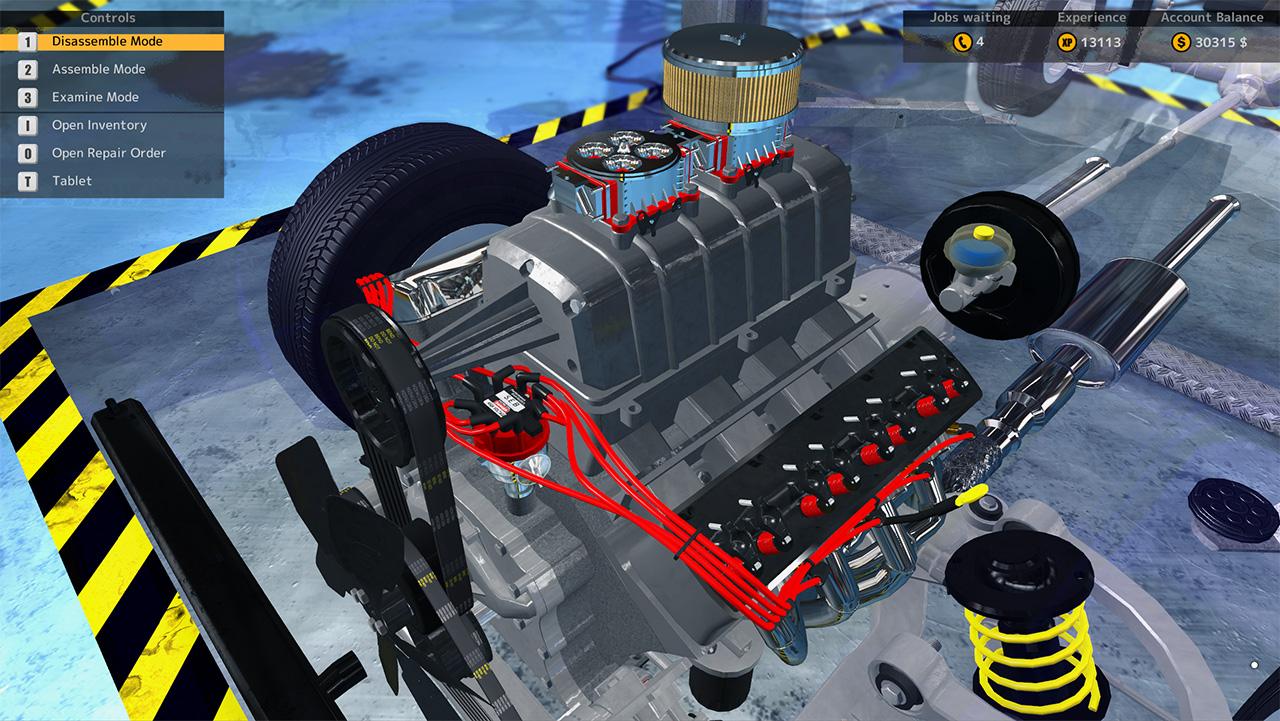 Car Mechanic Simulator 2015 Mods >> Playway Car Mechanic Simulator 2015