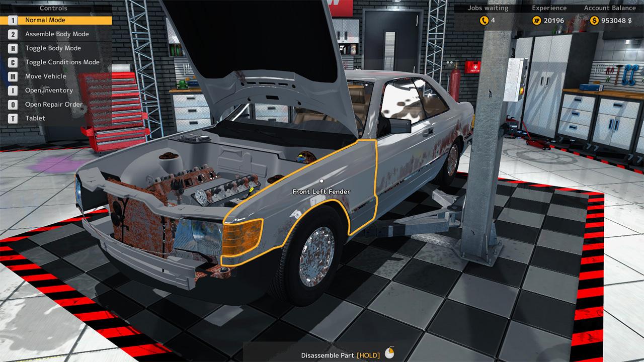 Car Mechanic Simulator 2015 Mods >> Playway Car Mechanic Simulator 2015 Performance Dlc